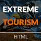 ExT – Tourism & Adventure HTML5 Template - ThemeForest Item for Sale