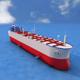 Oil Tanker - 3DOcean Item for Sale