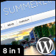 WP Summerlin - 8 in 1 - Premium Wordpress Theme