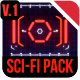 Sci-fi Interfaces and Sights pack - VideoHive Item for Sale