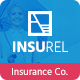 InsuRel | Insurance & Finance WordPress Theme - ThemeForest Item for Sale