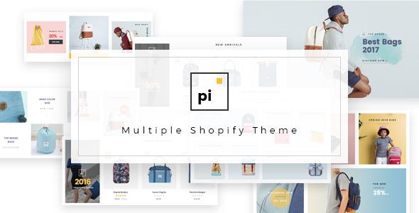 Ap Pi Bags Shopify Theme