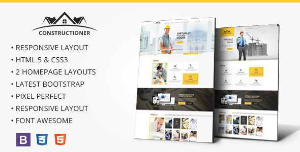 Construction - Construction Template for Architect and Construction