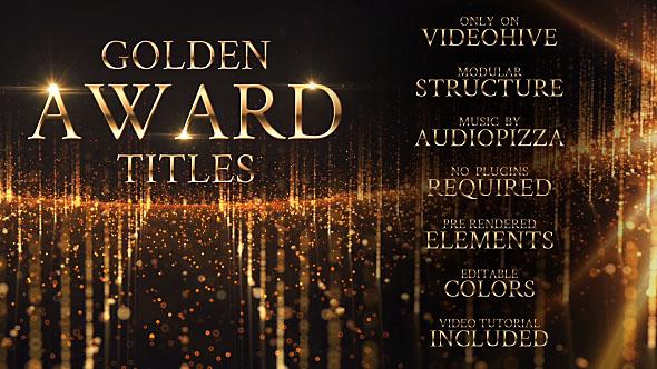 Golden Award Titles