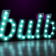 Light Bulb Sign - VideoHive Item for Sale