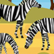 African Animals. Vector Illustration. - GraphicRiver Item for Sale