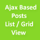 Ajax Custom Posts List and Grid Pro - CodeCanyon Item for Sale
