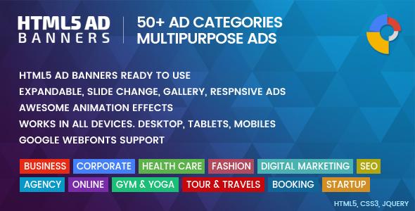 Reklamy banerowe HTML5