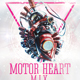 Motor Heart Party Flyer - GraphicRiver Item for Sale