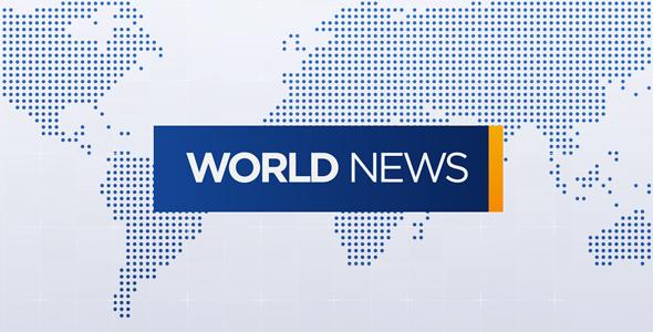 World News Broadcast Pack