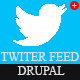 Twitter Feed & Slider module for Drupal - CodeCanyon Item for Sale