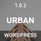 Urban - WordPress Blog Theme - ThemeForest Item for Sale