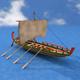 Viking Boat - 3DOcean Item for Sale