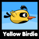 Yellow Birdie - GraphicRiver Item for Sale