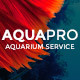 AquaPro | Aquarium Installation and Maintanance Services WordPress Theme + Store - ThemeForest Item for Sale