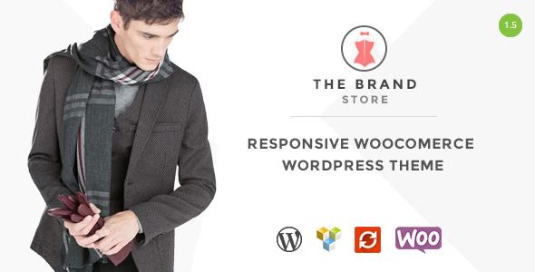 The Brand - Responsive WooCommerce WordPress Theme
