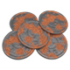 Rusted Coins - GraphicRiver Item for Sale