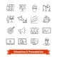 Online Education and Academic Presentation - GraphicRiver Item for Sale