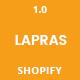 Lapras Responsive Shopify Theme - ThemeForest Item for Sale