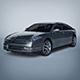 Vray Ready Citroen C6 Car - 3DOcean Item for Sale