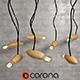 Wooden Bee Lamp - 3DOcean Item for Sale