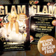 Glam Flyer Template - GraphicRiver Item for Sale