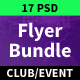 8 Club and Event Flyer Bundle - GraphicRiver Item for Sale