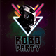 Robo Party Flyer - GraphicRiver Item for Sale