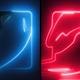 Quick Neon Logo - VideoHive Item for Sale