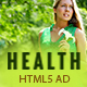 Health Care- HTML5 Animated Banner 01 - CodeCanyon Item for Sale