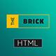 The Brick Architechture & Construction - HTML Template - ThemeForest Item for Sale