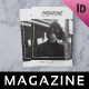 Fashione - Indesign Fashion Magazine Template - GraphicRiver Item for Sale