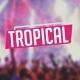 A Fresh Dance Tropical