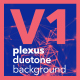 Plexus Duotone Background V1 - VideoHive Item for Sale