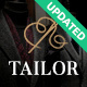 Peter Mason | Custom Tailoring and Clothing Store WordPress Theme - ThemeForest Item for Sale