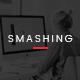Smashing Studio Landing Page - ThemeForest Item for Sale