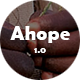 Ahope - Charity & Donation WordPress Theme - ThemeForest Item for Sale