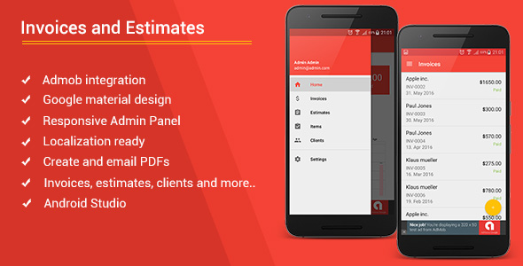 Invoice Template Plugins, Code & Scripts from CodeCanyon