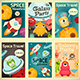 Space Posters Set - GraphicRiver Item for Sale