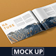 Magazine Mockup - A4 Landscape - GraphicRiver Item for Sale