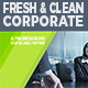 Fresh And Clean Corporate Presentation - VideoHive Item for Sale