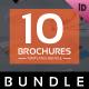 Brochures Templates Bundle - GraphicRiver Item for Sale