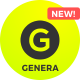 Genera - PowerPoint Slides Builder - GraphicRiver Item for Sale