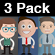 Business Mascot - Collection Pack - VideoHive Item for Sale