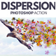 Dispersion with Real Images Photoshop Action - GraphicRiver Item for Sale
