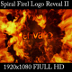Spiral Fire Logo Reveal II - VideoHive Item for Sale