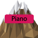 Motivational Adventure Piano