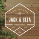 Authentic Wedding Logo & Badge - GraphicRiver Item for Sale