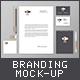 Corporate Identity – Branding Mock-Up - GraphicRiver Item for Sale