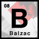 Balzac Minimal and Creative WordPress Theme - ThemeForest Item for Sale